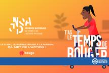 Participez à la Journée Nationale du Sport et de l'Activité Physique !
