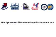 Hockey féminin - Division sénior