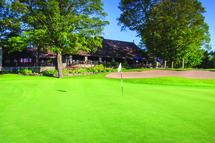 Club de golf du Fairmont Le Château Montebello: là où la magie s'est installée