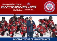 Venez rencontrer les entraîneurs des Canadiens!