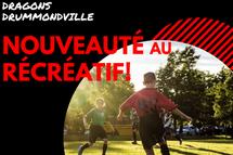 La nouvelle structure pour le soccer récréatif est en marche