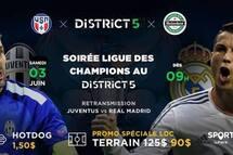 Visionnement Finale Ligue des Champions UEFA