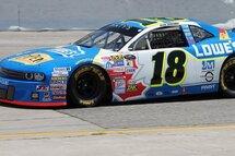 Alex Tagliani retrouve la forme au Delaware Speedway en terminant deuxième en course
