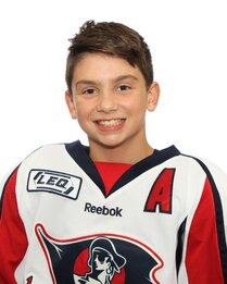 # 17 Tristan Giroux - Avant