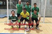 Fin de la première saison futsal senior mixte ASSL