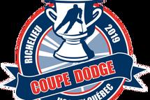 Arbitres de la région à la coupe Dodge