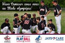 Un 1er événement #PlayBall au Canada et ce sera Montréal!