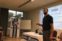 Daniel Jacob et Ramzi Abid, des intervenants de renom pour l'encadrement des entraîneurs au camp du programme Équipe Québec M15