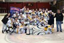 Le Midget BB, gagnant de la Coupe Montréal
