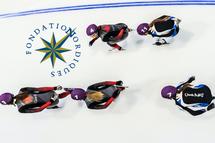 7 athlètes récompensés par la Fondation Nordiques
