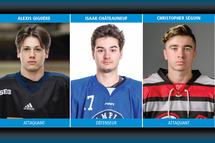 [Hockey coll. masculin div.1] Les étoiles de la semaine 10 dévoilées !