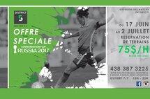 Promo Coupe des Confédérations 2017