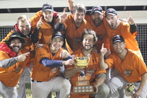 Retour sur l'année 2019 en balle molle régionale : La division masculine Flor Déco!
