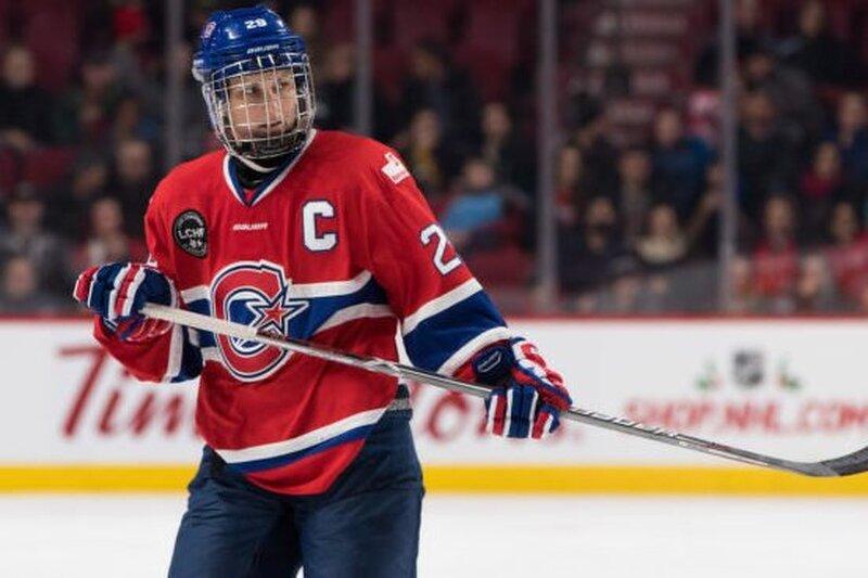 Marie-Philip Poulin nommée capitaine des Canadiennes de Montréal