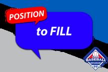 Position to fill - Regional Minor League Coordinator