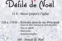 Le défilé de Noël de Ste-Agathe !