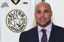 Un nouvel entraîneur-adjoint pour les Élites