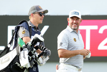 Sam et Lee Westwood (Photo Getty)