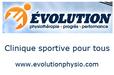 Évolution Physiothérapie