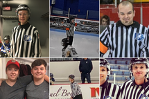 Des officiels de hockey mineur se démarquent (partie 2)