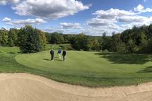 Examen du mois   Club de golf Fairmont Le Château Montebello