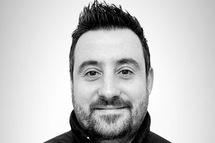 Christophe Burnet, le nouvel entraineur du programme de hockey masculin D2 des Patriotes du Cégep de Saint-Laurent.