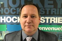 Hockey Estrie - Annonce du départ de M. Christian Fontaine au poste de Vice-président