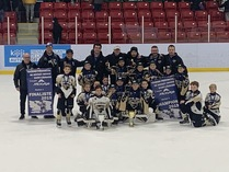 Novice 1 Bombardiers-Champions / Jets-Finalistes S
