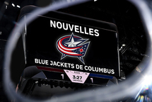 Blue Jackets : quatre à six semaines sans Riley Nash