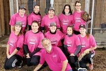 La ligue de balle molle Coors Light/Dépanneur du lac est fière de souligner une campagne pour freiner le Cancer du sein avec Autoplace!