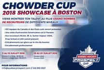 Chowder Cup 2018