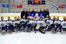 Aidez nos joueurs d'Équipe Québec en parahockey à accomplir leur rêve