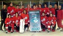 Tournoi Provincial St-Gilles- Lions Bantam A3
