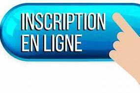 INSCRIPTION EN LIGNE SAISON 2021-2022