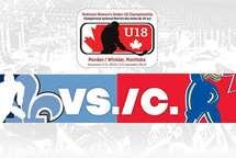 Championnat national féminin M18: Équipe Québec en finale!
