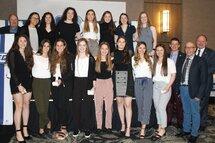 Le parcours d'Équipe Québec M18 souligné au Gala de la LHEQ