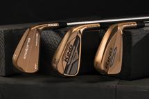Équipement 2021 | Cobra Golf propose une touche de cuivre dans votre sac!