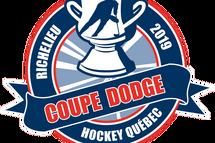 Coupe Dodge-Résultats et horaire de nos équipes 19 avril