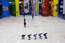 Photo prise lors de la Qualification nationale, novembre 2016, à Saguenay. — Photo Patrice Lapointe