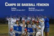 Les filles des équipes du Québec au Stade Olympique!