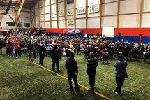 Près de 400 participants à la Convention des entraîneurs de Laval!