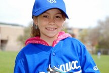 Photo ci-dessus : « Je pense que je vais beaucoup m'amuser à jouer au baseball cet été » - Loeva