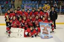 Avalanches Gatineau Finalistes Pee-Wee BB