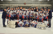 Bantam BB Champion tournoi de Lachine