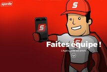 Nouvelle application Spordle
