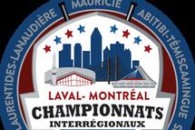 Sites de compétition des Championnats Interrégionaux !