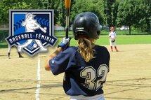 Cliniques de Baseball féminin - du 13 janvier au 10 février 2018