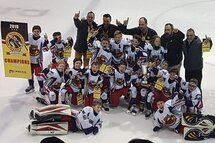 Aigles du Richelieu, Atome BB Champions à Brossard