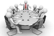 Conseil d'administration pour l'année 2017-2018