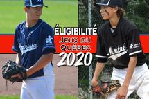 L'éligibilité des joueurs de la métropole aux 2 équipes des Jeux du Québec